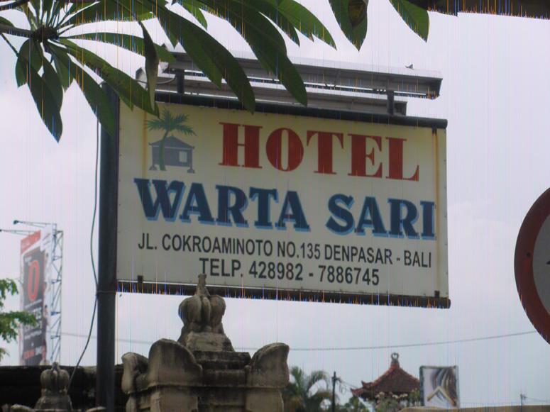 Hotel Warta Sari Melati Denpasar Murah Nyaman Berkualitas