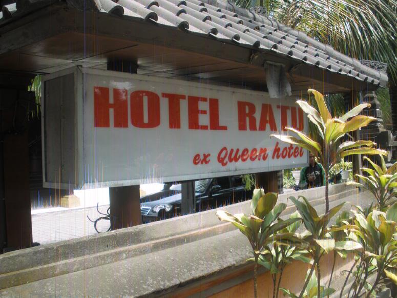 Hotel Ratu Melati Denpasar Murah Mewah Berkualitas